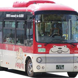 ハチ公バス 渋谷区コミュニティバス
