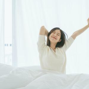 【喜びの声】身体が変わると自然に不眠がなくなりました!